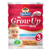 QUAKER桂格 成長奶粉-健康三益菌配方1500g