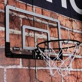 免打孔兒童掛式籃球框室內寶寶壁掛式投籃筐男孩家用可扣籃igo「伊衫風尚」