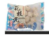 1E1A【魚大俠】SD019特級有料花枝丸(600g/包)
