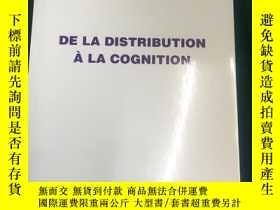二手書博民逛書店De罕見La Distribution A La Cogniti
