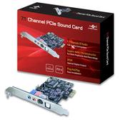 [NOVA成功3C]凡達克 VANTEC (UGT-S110) 7.1聲道PCI-e音效卡