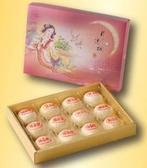 【南紡購物中心】【吳記餅店】12入綠豆椪-一盒組