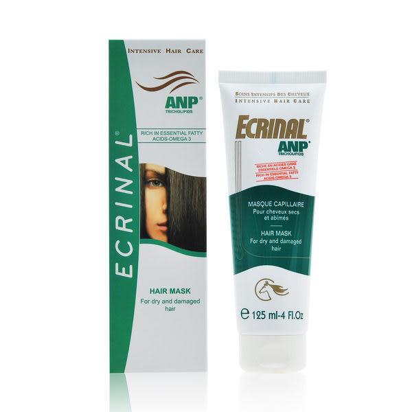 Ecrinal 伊琳娜 OMEGA 3 深層護髮膜 125ML【七三七香水精品坊】