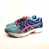 ASICS 亞瑟士 透氣吸震慢跑鞋 運動鞋 《7+1童鞋》5144 水色
