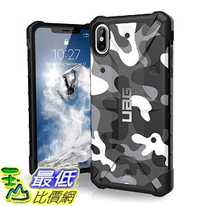手機保護殼 URBAN ARMOR GEAR UAG iPhone Xs Max [6.5-inch Screen] Pathfinder SE B07H5QPC9L