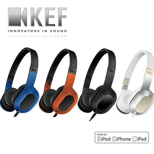 英國 KEF M400 Hi-Fi 耳罩式耳機 隔絕外部噪音