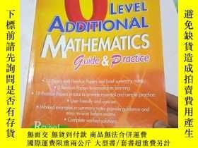 二手書博民逛書店罕見;O-Level Classified Additional