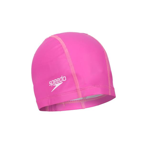 SPEEDO Pace 成人合成泳帽(游泳 戲水 海邊 沙灘 免運 ≡排汗專家≡