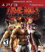 PS3 鐵拳 6(美版代購)