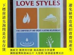 二手書博民逛書店Elemental罕見love styles philosophy of love loving 愛的四種風格 英