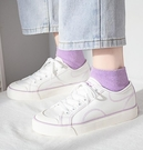 帆布鞋女夏季新款小白板鞋