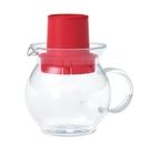 金時代書香咖啡 HARIO 茶包專用紅色泡茶壺 300ML TTH-30-R