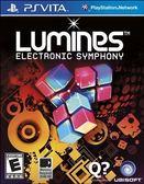 PSV Lumines: Electronic Symphony 音樂方塊(美版代購)