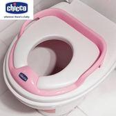 意大利Chicco智高兒童坐便器小孩馬桶圈男女寶寶嬰幼兒加大號座墊【潮咖地帶】