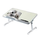 電腦桌床上小書桌筆記本支架小桌子多功能懶人折疊做桌