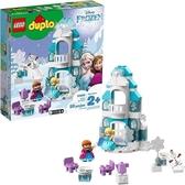【LEGO樂高】DUPLO迪士尼冰凍城堡 l#10899