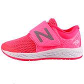 New Balance 粉紅 運動慢跑鞋 中童鞋 大童鞋 男女童鞋 NB fresh foam KVZNTPGY