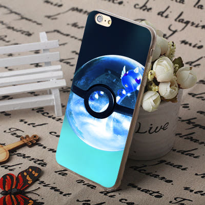iPhone ASUS HTC Samsung Sony LG 手機殼 外殼 精靈寶可夢 Pokemon GO 神奇寶貝 07