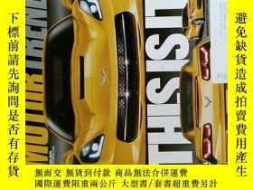 二手書博民逛書店MOTOR罕見TREND 汽車雜誌 2013 04 外文原版過期期刊雜誌Y14610