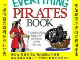 二手書博民逛書店The罕見Everything Pirates BookY410016 Barb Karg Arjean ..