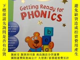 二手書博民逛書店Getting罕見ready for phonicsY12498