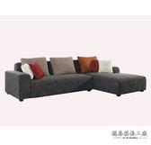 【德泰傢俱工廠】樂芙L型沙發 A003-132-1
