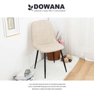 【多瓦娜】依夫DIY造型皮餐椅-二色-2#