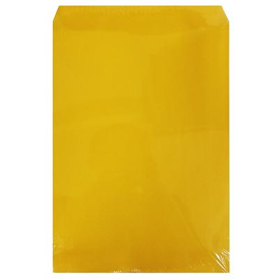 中 5K黃皮公文袋/信封袋 216x294mm 不含蓋 100入