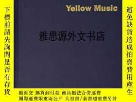 二手書博民逛書店【罕見】Yellow Music: Media Culture