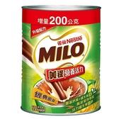 雀巢 美祿 經典原味巧克力麥芽飲品 1.5kg+200g