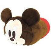 Hamee 日本正版 迪士尼 mocchi 疊疊樂造型 超柔軟 絨毛娃娃 玩偶 面紙套 面紙盒 (米奇) CY05673
