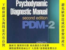 二手書博民逛書店Psychodynamic罕見Diagnostic Manual, Second Edition-心理動力學診斷手
