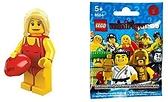 樂高 ( Lego ) 迷你手辦系列2Life Guard ( Minifigure Series2) 8684–8