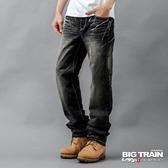 Big Train BT街頭垮褲(黑灰)-BM6108
