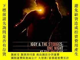 二手書博民逛書店Iggy罕見& the Stooges: One Night at the Whisky 1970Y36044