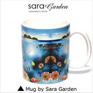 (24H) 客製 質感 彩繪 馬克杯 Mug 島嶼 度假 小丑魚 咖啡杯 陶瓷杯 杯子 Sara Garden 品牌手作【M0320010】
