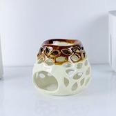 陶瓷香薰爐熏香爐用蠟燭精油爐香薰燈