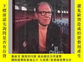 二手書博民逛書店英文原版罕見Bill Veeck: A Baseball Leg