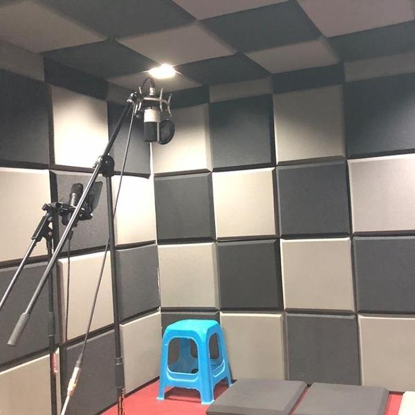 隔音板自粘鋼琴房架子鼓隔音棉牆體室內房間消音錄音棚KTV吸音棉 西城故事