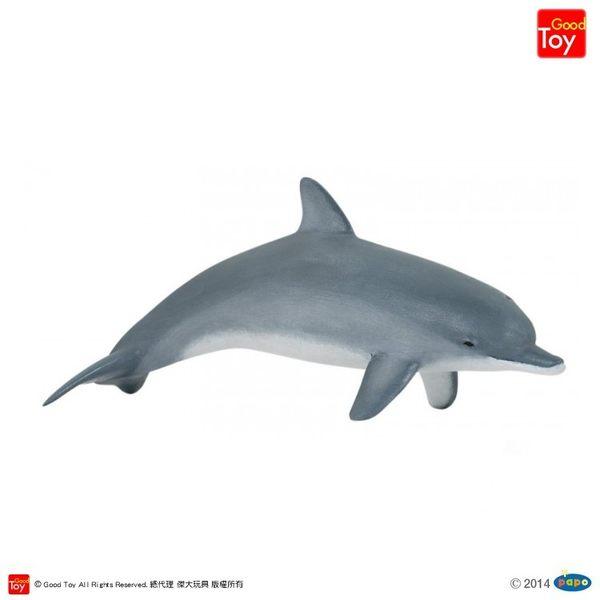 【Good Toy】法國 PAPO 56003 海洋生物 海豚 Dolphin