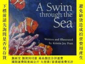 二手書博民逛書店A罕見swim through the seaY256042 pratt draw