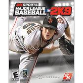 MLB  2K9  PC英文版(附中文手冊)