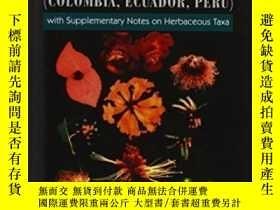 二手書博民逛書店A罕見Field Guide To The Families And Genera Of Woody Plants