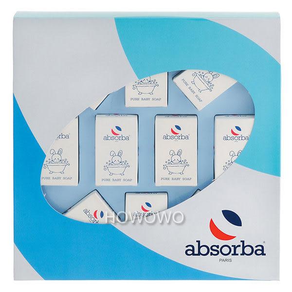 奇哥 Absorba 嬰兒香皂 新生兒禮盒 | 附提袋 | 彌月送禮 00033 好娃娃