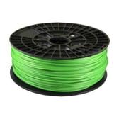 3D列印耗材 3D印表機耗材 3D線材【ABS 3.00mm 綠色 淨重1KG】 3D耗材 台灣製造 3D列印機專用