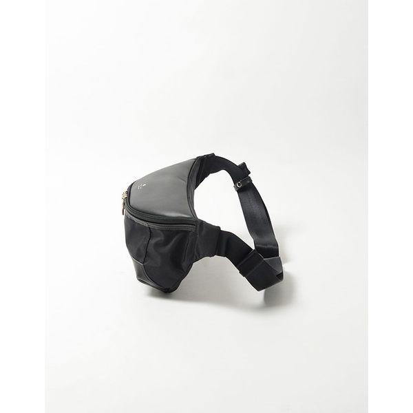 MSPC(master-piece) STREAM No.55528-BK [3M超強防潑水牛皮拼接斜肩包-黑色]