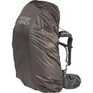 有別於一般背包套,背包套邊緣使用彈性材質,可有效保持背包乾燥,接縫處使用防水貼條處理,加強防水性。