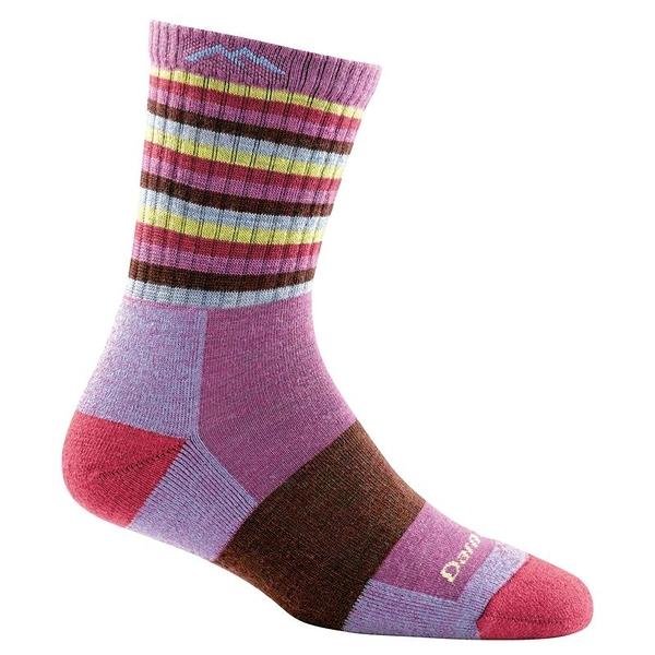 [好也戶外] DARN TOUGH 女登山健行厚款羊毛襪 STRIPES No.1904