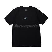 Nike 短袖T恤 NSW Tee 黑 藍 男款 短T 圓領 刺繡小LOGO 專業 運動休閒 【ACS】 DB3194-011