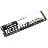 【免運費】Kingston 金士頓 SKC2500M8 250GB M.2 NVMe SSD 固態硬碟 讀3500寫1200 5年保固 250G